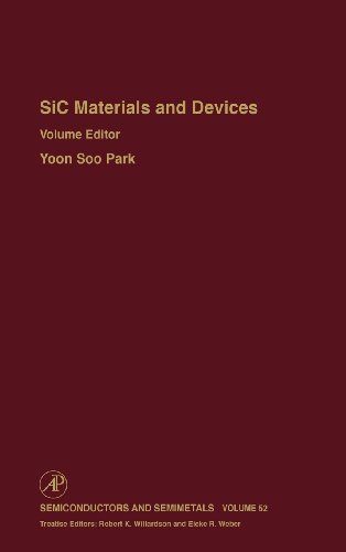9780127521602: SiC Materials and Devices, Volume 52 (Semiconductors and Semi-Metals) (Vol 52)