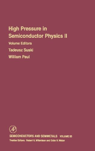 9780127521633: High Pressure in Semiconductor Physics II (Semiconductors and Semimetals)