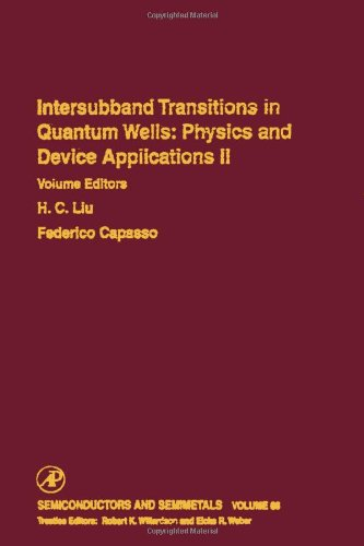 9780127521756: Intersubband Transitions in Quantum Wells: Physics and Device Applications II, Volume 66 (Semiconductors and Semimetals)
