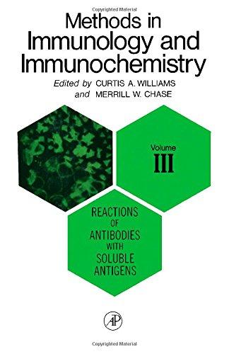 Methods in Immunology and Immunochemistry: v. 3