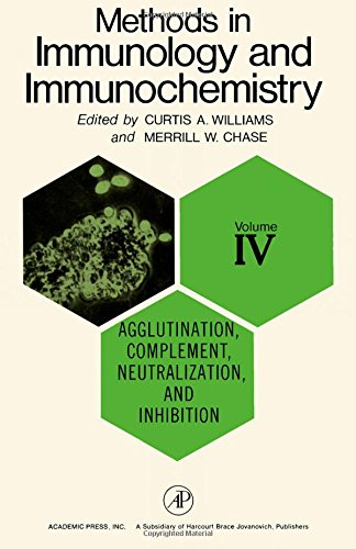 Methods in Immunology and Immunochemistry: Williams, Curtis A.