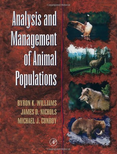 9780127544069: Analysis and Management of Animal Populations