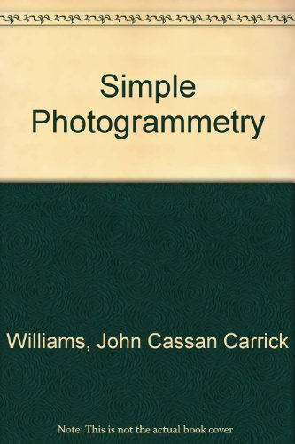 9780127546506: Simple Photogrammetry
