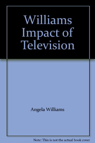 9780127562902: Williams Impact of Television