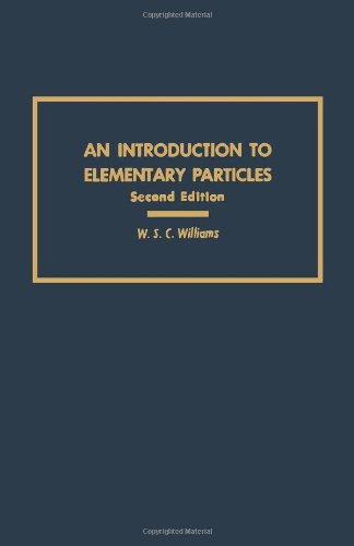 9780127567563: Introduction to Elementary Particles (Pure & Applied Physics)