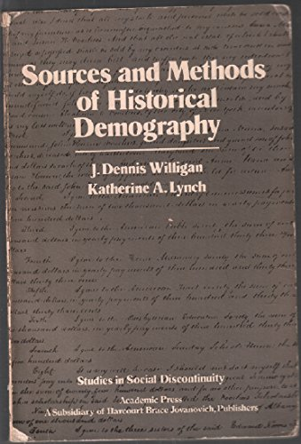 9780127570228: Sources and Methods of Historical Demography