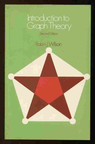 Introduction to graph theory: Wilson, Robin J