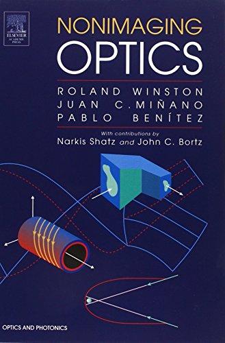 9780127597515: Nonimaging Optics