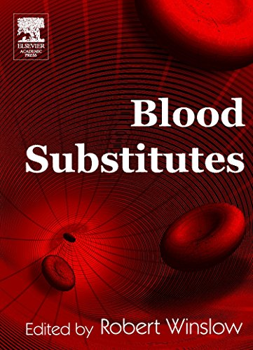 9780127597607: Blood Substitutes (Winslow, Blood Substitutes)