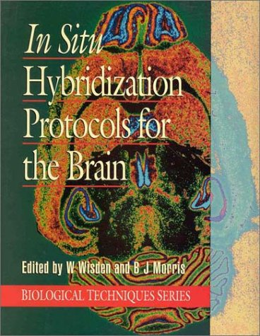 9780127599205: In Situ Hybridization Protocols for the Brain (Biological Techniques Series)