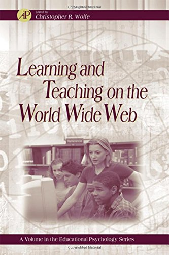 9780127618913: Learning and Teaching on the World Wide Web, Volume - (Educational Psychology)