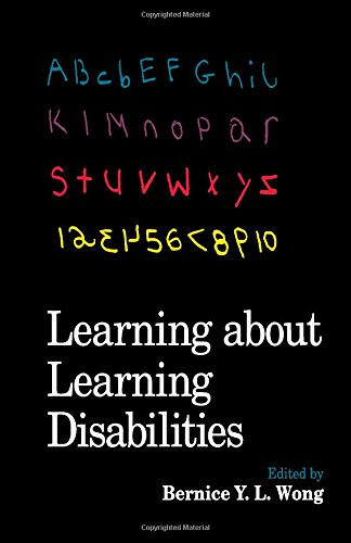 9780127625300: Learning About Learning Disabilities