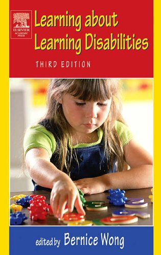 9780127625331: Learning About Learning Disabilities, Third Edition