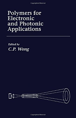 9780127625409: Polymers for Electronic & Photonic Application