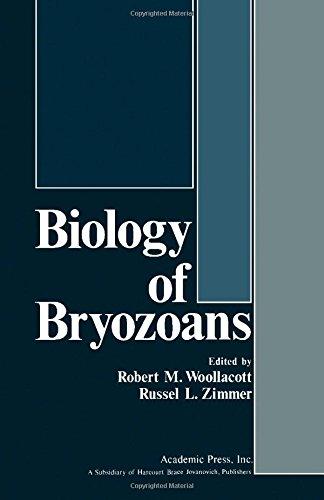 9780127631509: Biology of Bryozoans