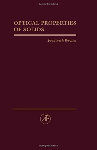 9780127634500: Optical Properties of Solids