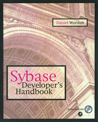 9780127639505: Sybase Developer's Handbook