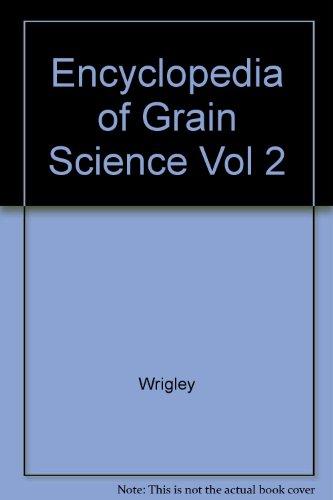 9780127654928: Encyclopedia of Grain Science Vol 2