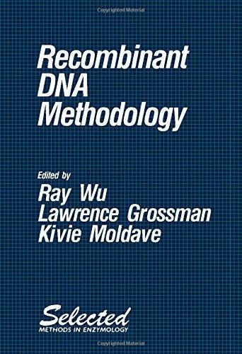 9780127655604: Recombinant DNA Methodology (Selected Methods in Enzymology)