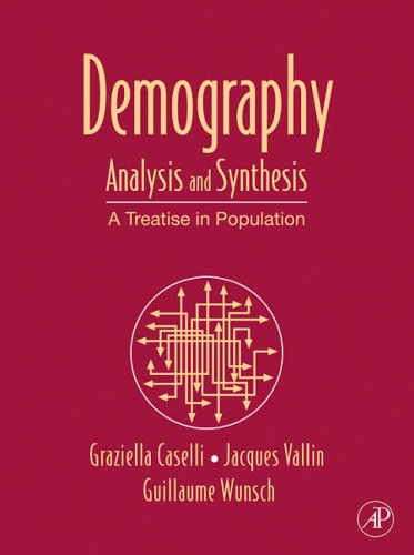 9780127656601: Demography: Analysis and Synthesis, Four Volume Set: A Treatise in Population