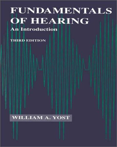 9780127726908: Fundamentals of Hearing: An Introduction