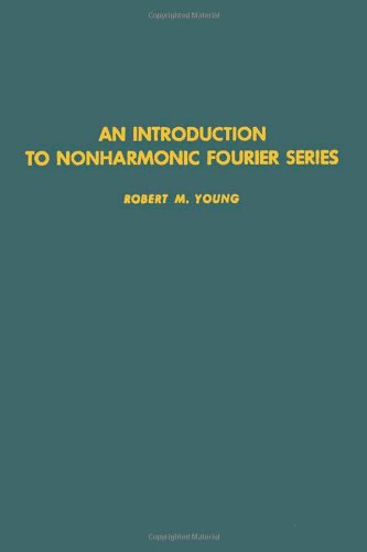 9780127728506: An introduction to nonharmonic Fourier series, Volume 93 (Pure and Applied Mathematics)