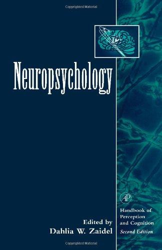 Neuropsychology: Dahlia W. Zaidel (editor)