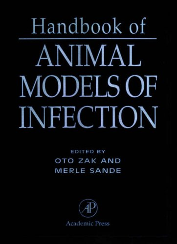 9780127753904: Handbook of Animal Models of Infection: Experimental Models in Antimicrobial Chemotherapy