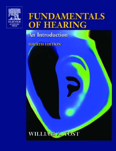 9780127756950: Fundamentals of Hearing: An Introduction