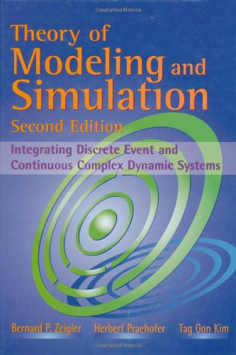 Theory of Modeling and Simulation 2e: Zeigler