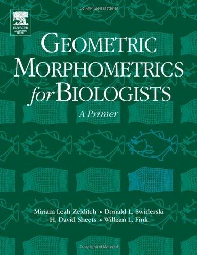 9780127784601: Geometric Morphometrics for Biologists: A Primer