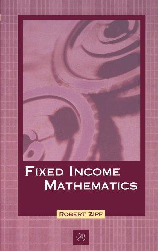 9780127817217: Fixed Income Mathematics