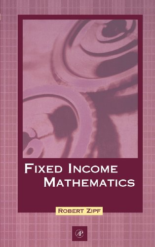 9780127817217: Fixed Income Mathematics