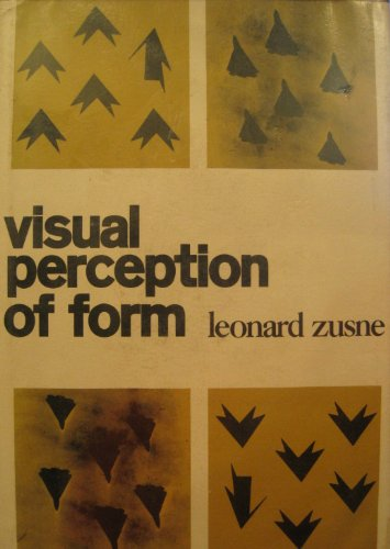 9780127830506: Visual Perception of Form