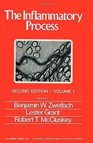Inflammatory Process: v. 1: Benjamin W Zweifach