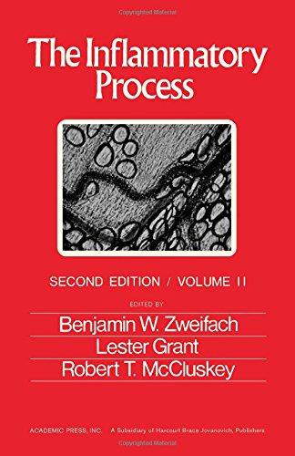 Inflammatory Process: v. 2: Benjamin W.; Grant,