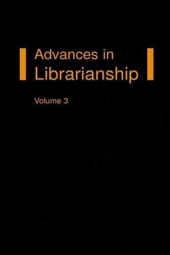 9780127850085: Advances in Librarianship Volume 8 (v. 8)