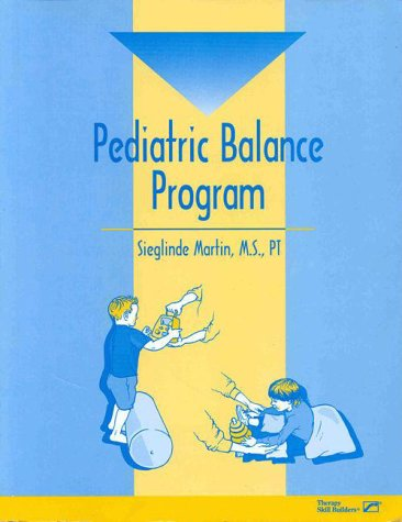 Pediatric Balance Program: Martin, Sieglinde