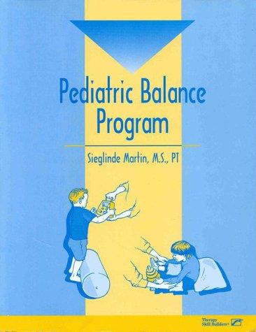 9780127850252: Pediatric Balance Program