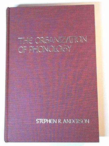 9780127850313: Organization of Phonology