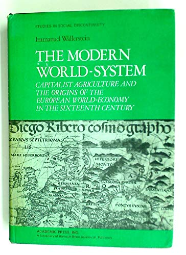 capitalist world economy essays immanuel wallerstein The development of a world economic system a summary of immanuel wallerstein, the modern world system: capitalist agriculture and the origins of the european.
