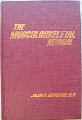 9780127880747: Musculoskeletal Manual