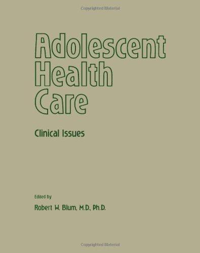 9780127880808: Adolescent Health Care