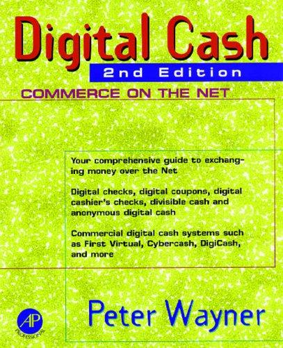 9780127887722: Digital Cash