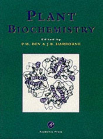 9780127992143: Plant Biochemistry