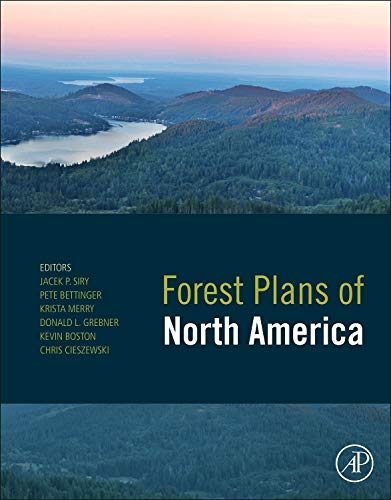 9780127999364: Forest Plans of North America