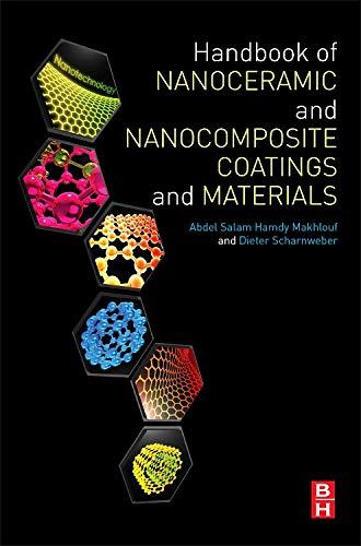 9780127999470: Handbook of Nanoceramic and Nanocomposite Coatings and Materials