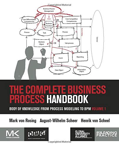 9780127999593: The Complete Business Process Handbook: Body of Knowledge from Process Modeling to BPM, Volume I