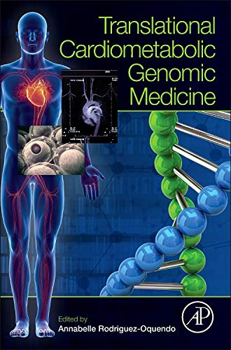 9780127999616: Translational Cardiometabolic Genomic Medicine