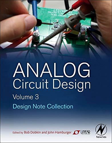 9780128000014: Analog Circuit Design Volume Three: 3
